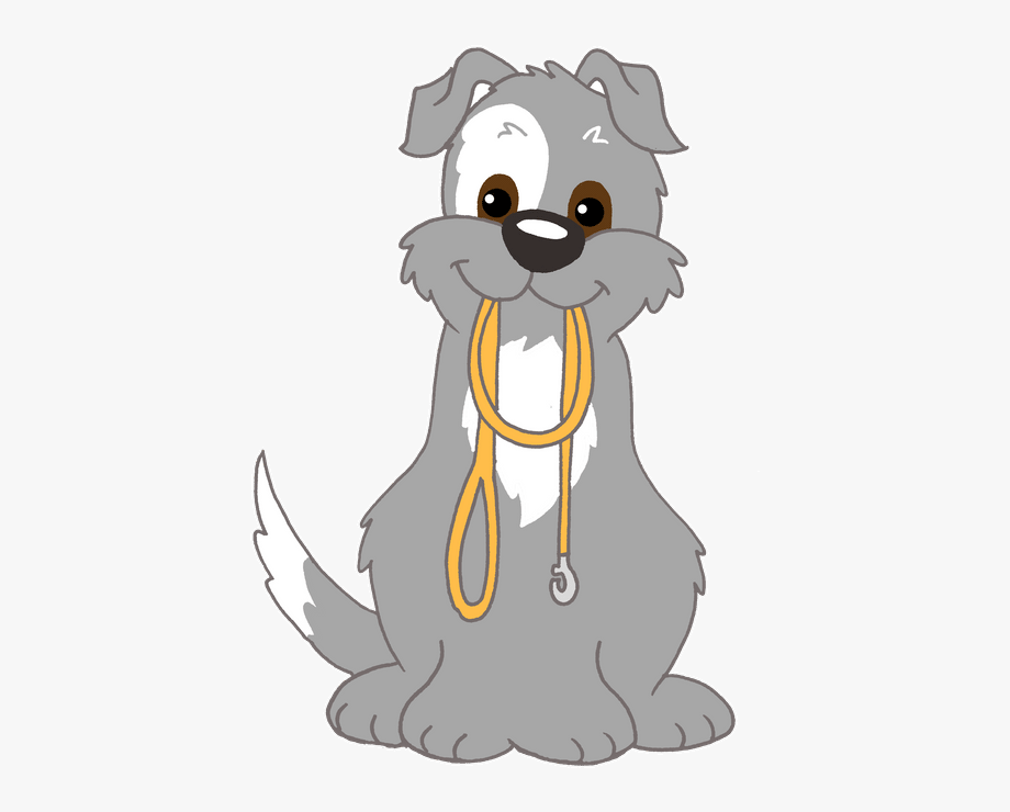 Pet clipart one dog. On leash clip art