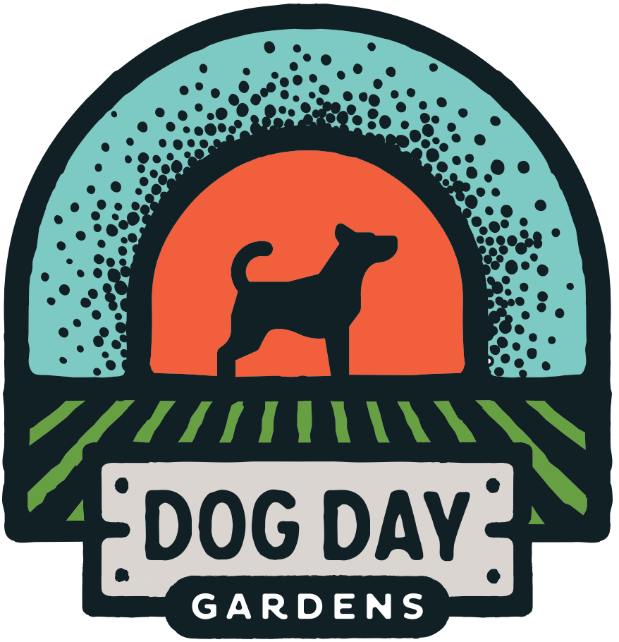 Dog gardensdog gardens. Pet clipart pet day