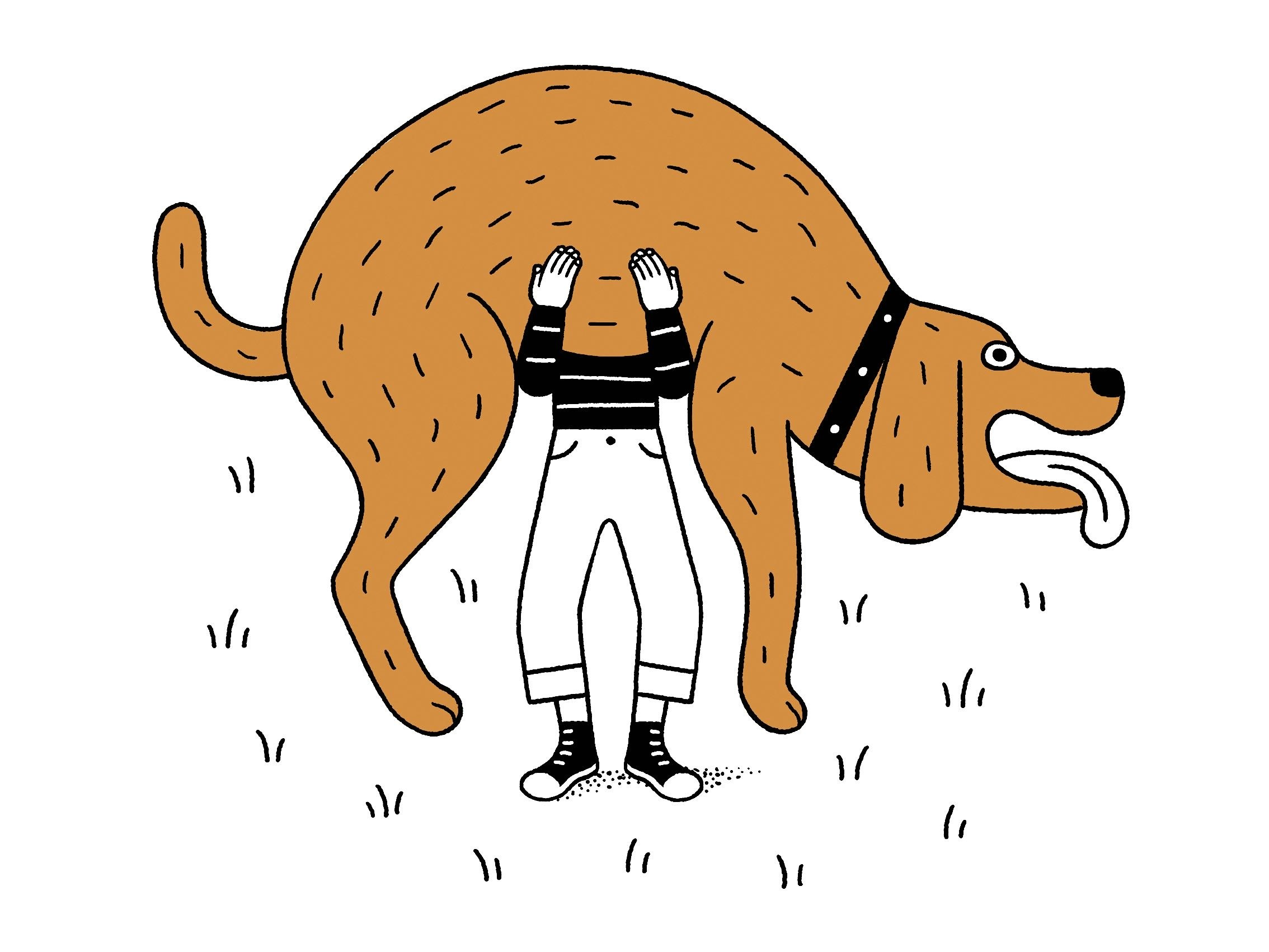 O k you can. Pet clipart pet owner