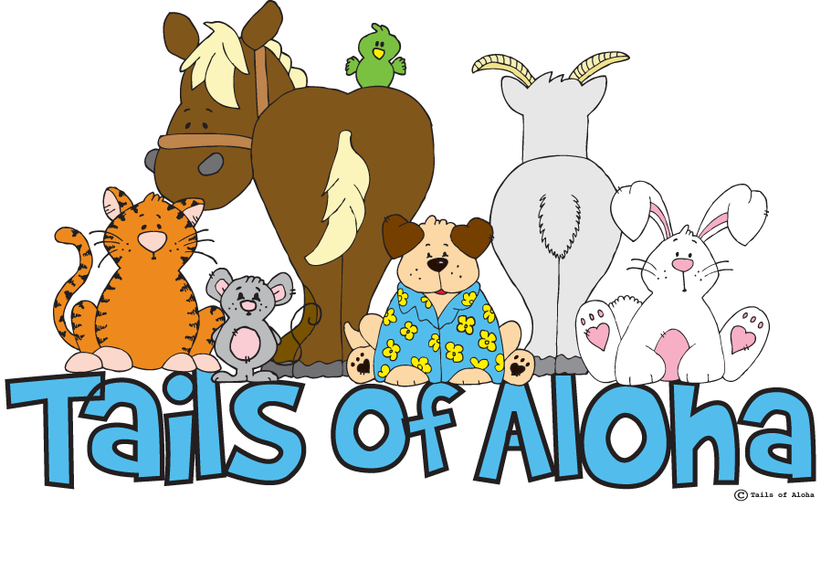 Tails of aloha tailsofaloha. Pet clipart pet therapy