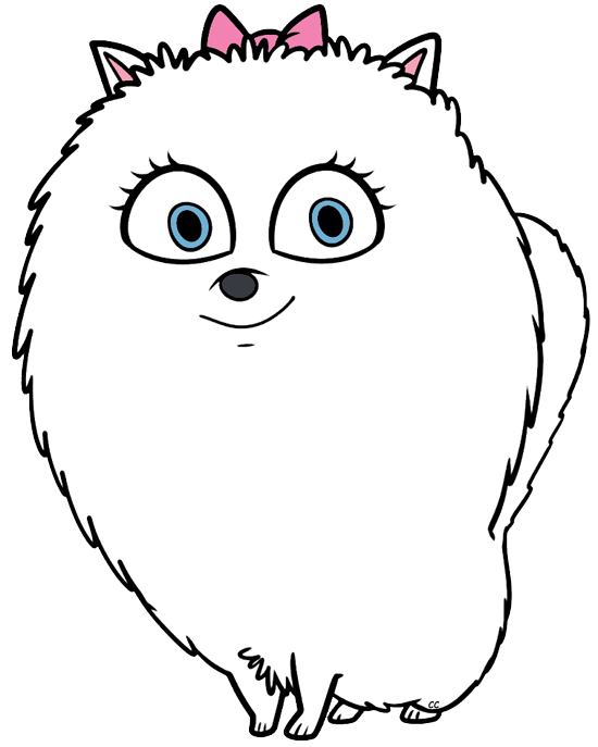 Pet clipart secret life pets. The of clip art