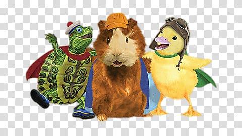 Pet clipart wonder pets. Illustration transparent background