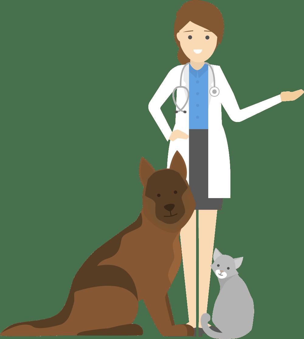 Veterinary savings plan med. Pet clipart single animal