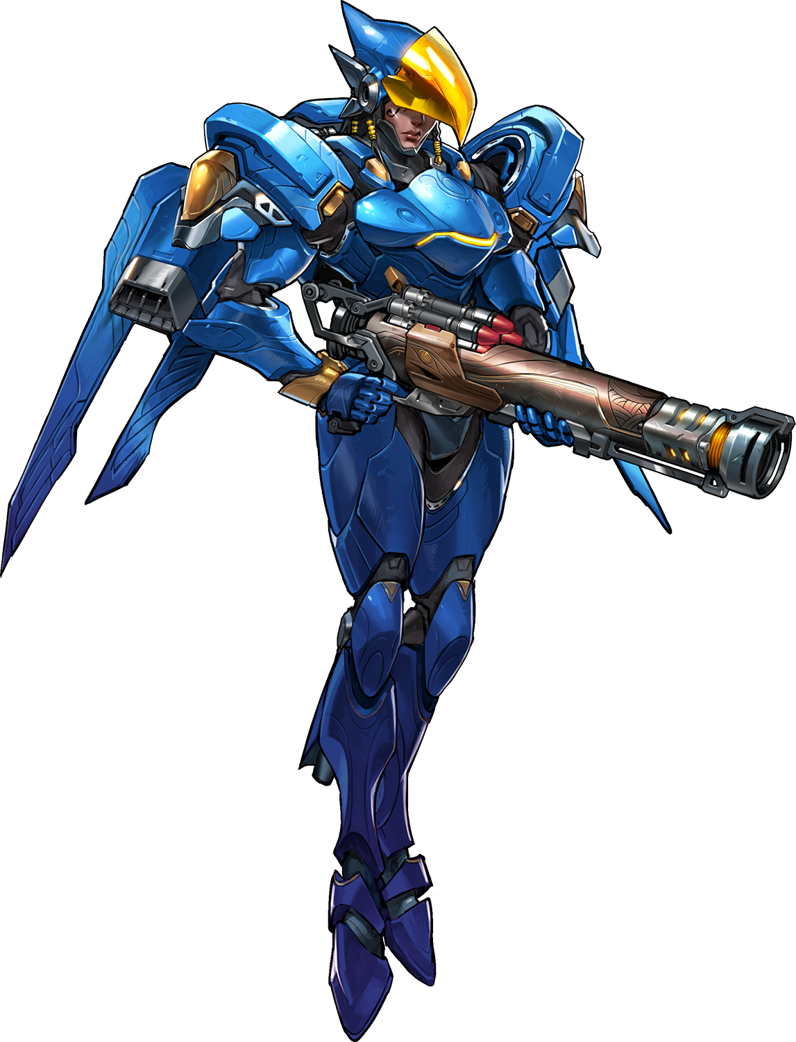 Pharah overwatch png. Wiki