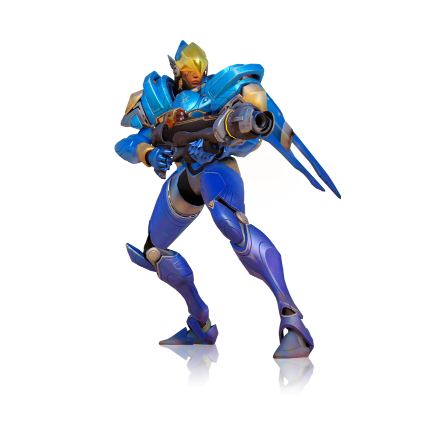 Render by popokupingupop on. Pharah overwatch png