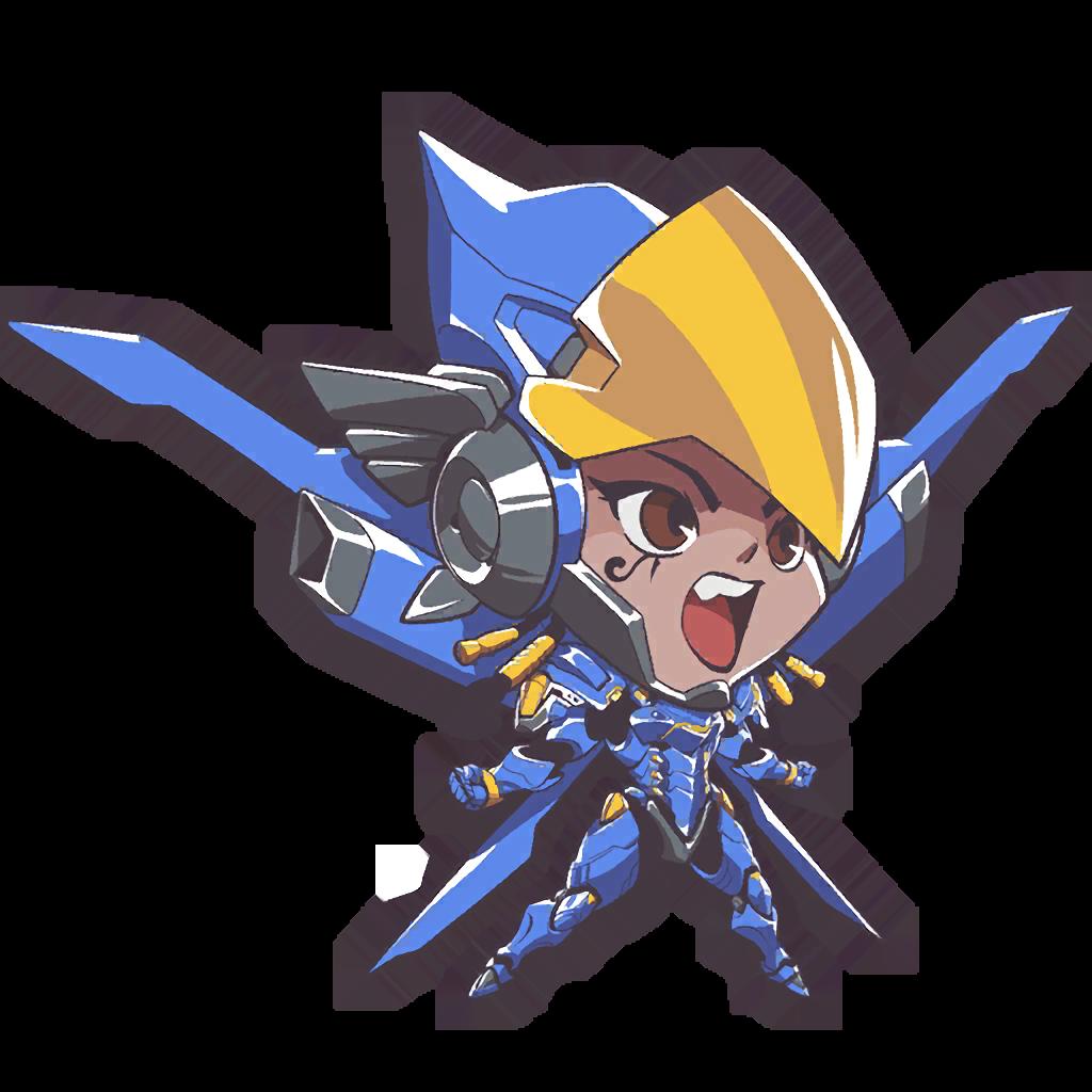 Image cute wiki fandom. Pharah overwatch png