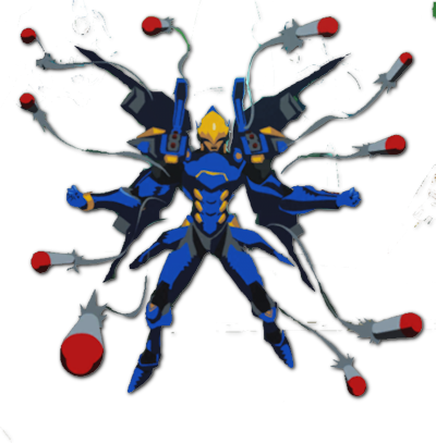 Pharah overwatch png. Image spray justice wiki