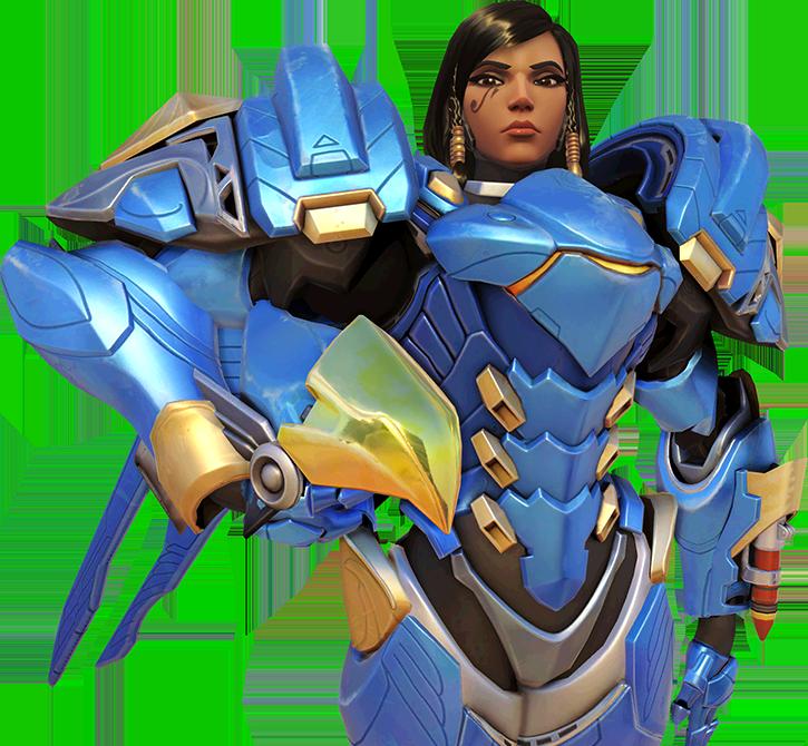 Image portrait wiki fandom. Pharah overwatch png