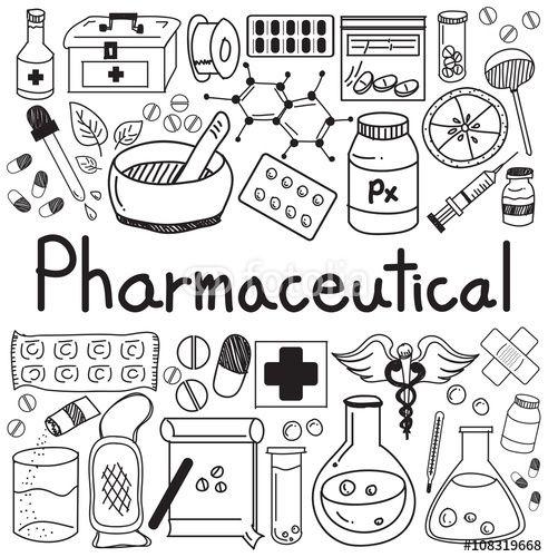 pharmacist clipart medcine