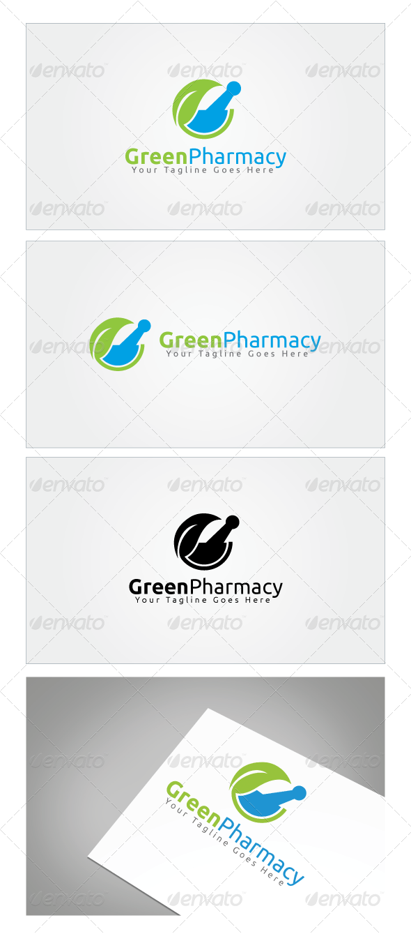 Pharmacy clipart vintage. Green logo template pinterest