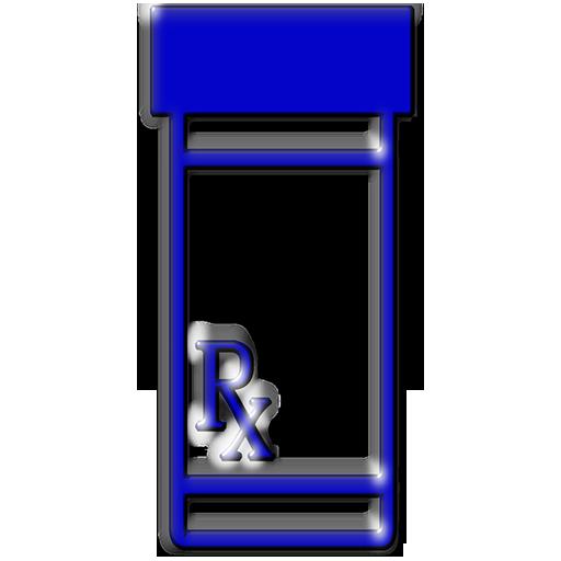 Pharmacist clipart prescription vial. Blue image ipharmd net
