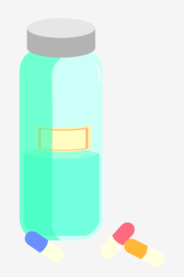 Pharmacist clipart prescription vial. Drug pharmacy illustration medical