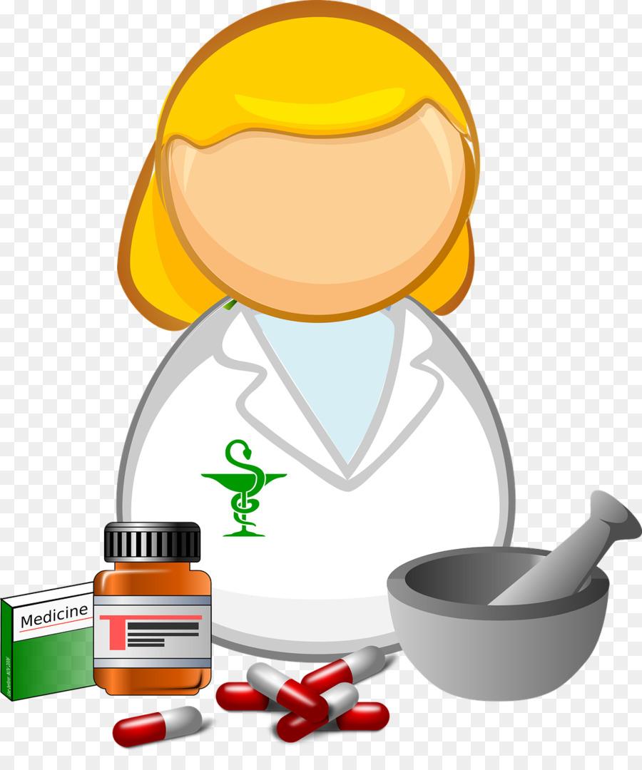 Pharmacist pharmaceutical drug clip. Pharmacy clipart
