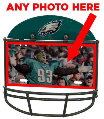 Philadelphia eagles helmet png. Frame your game