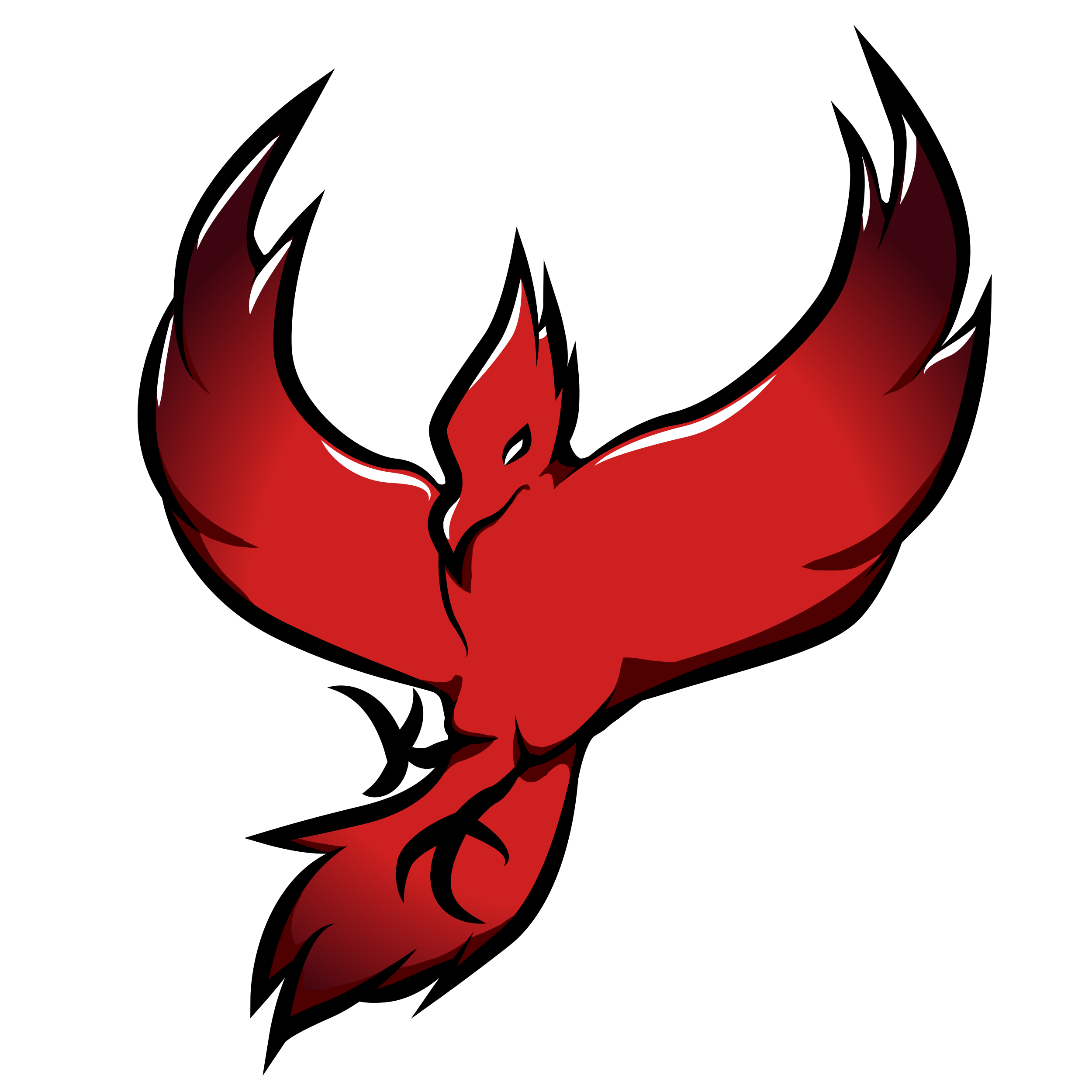 Phoenix clipart arabian. Cs go team esports