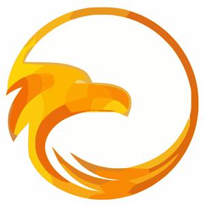 Phoenix clipart circle. Logo cliparts of