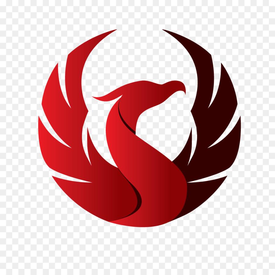 Phoenix clipart circle. Logo transparent clip art