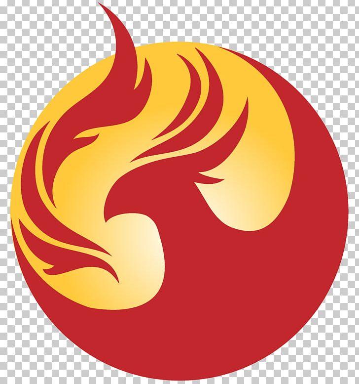 Logo corporate identity png. Phoenix clipart circle