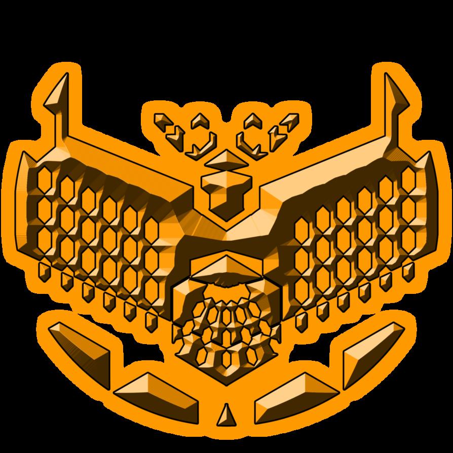 By amaidolce x on. Phoenix clipart emblem