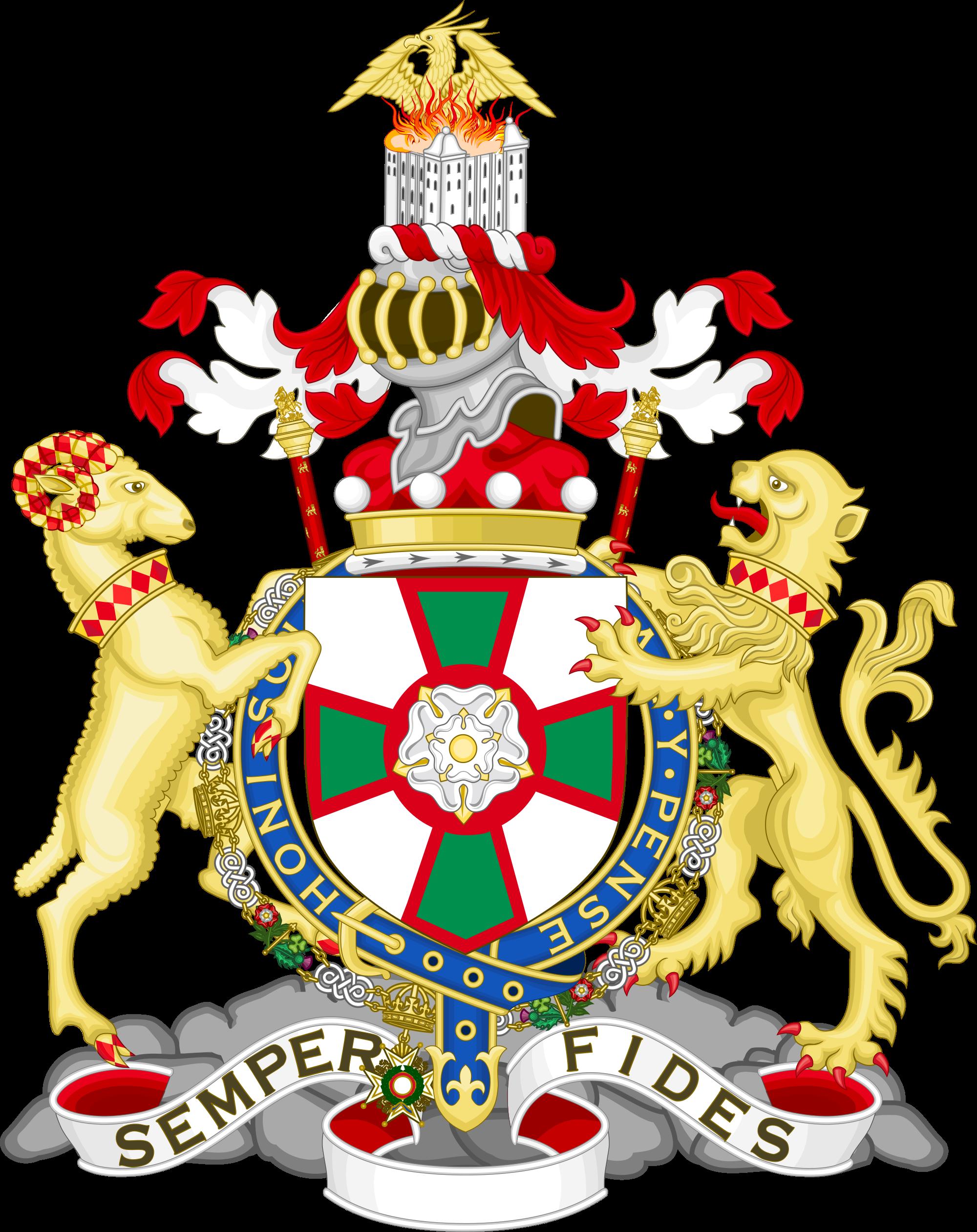 Phoenix clipart emblem. File coat of arms