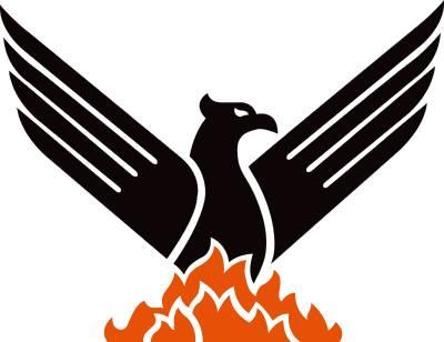 Phoenix clipart emblem. Free cliparts download clip