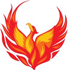 Phoenix clipart feminine. Image result for free