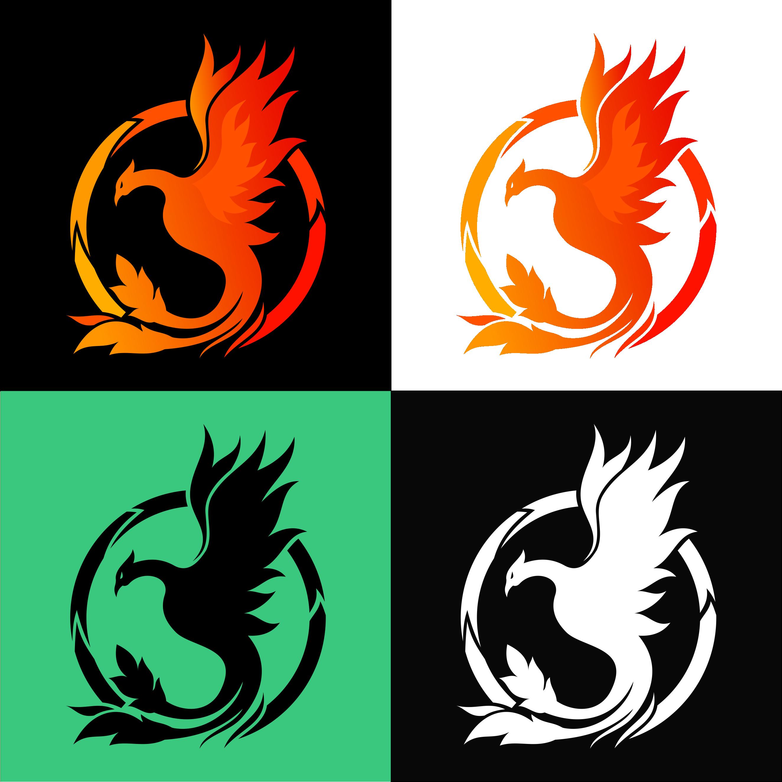 Phoenix clipart graphic design. Contest jerrybanfield steemit banfield