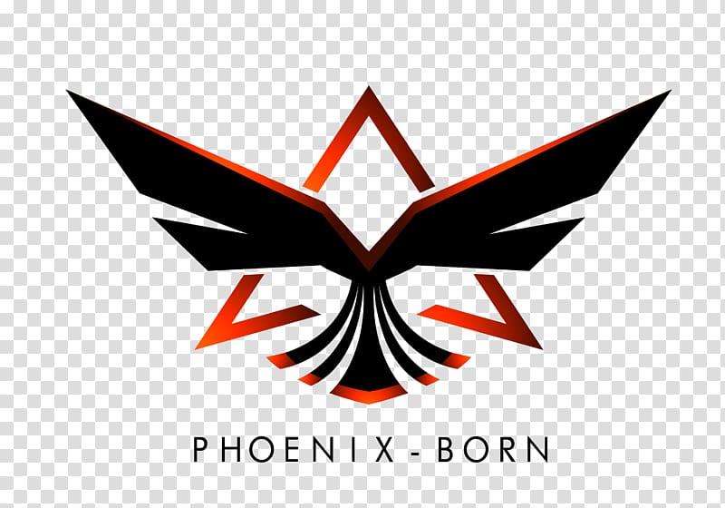 Phoenix clipart graphic design. Born logo transparent