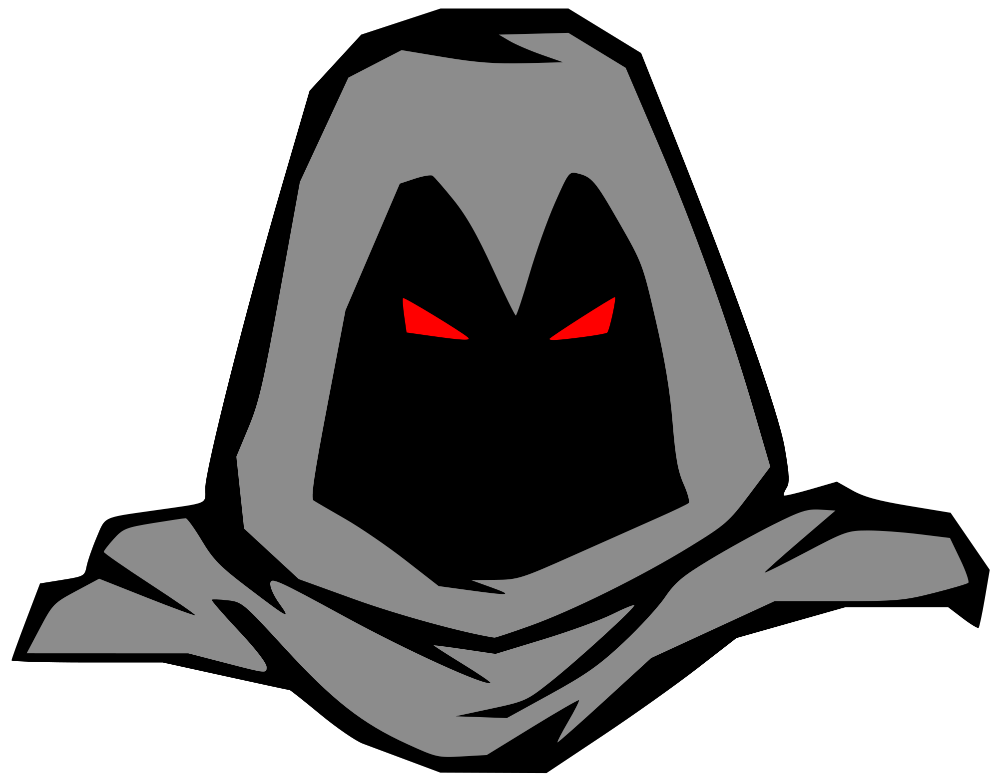 File masked man svg. Phoenix clipart guy