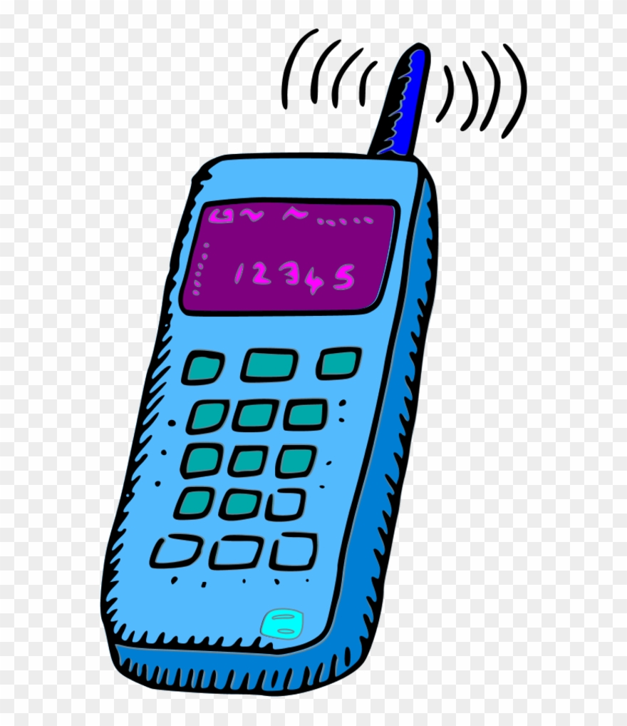 Cell image clip art. Phone clipart