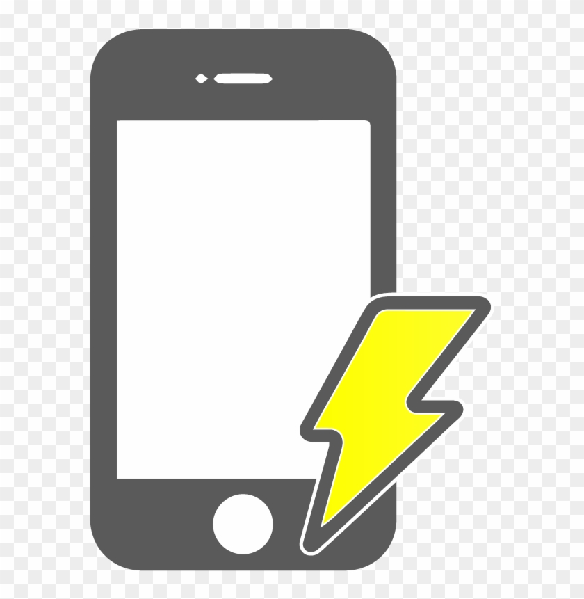 Photos mobile charging sign. Phone clipart cell