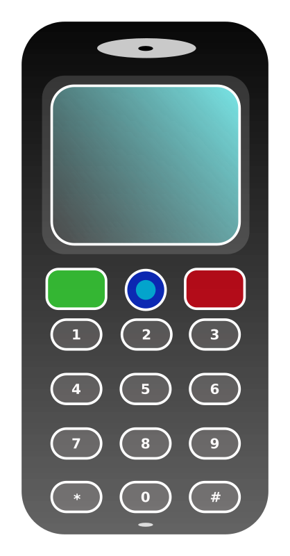 Mobile medium image png. Phone clipart cell phone text