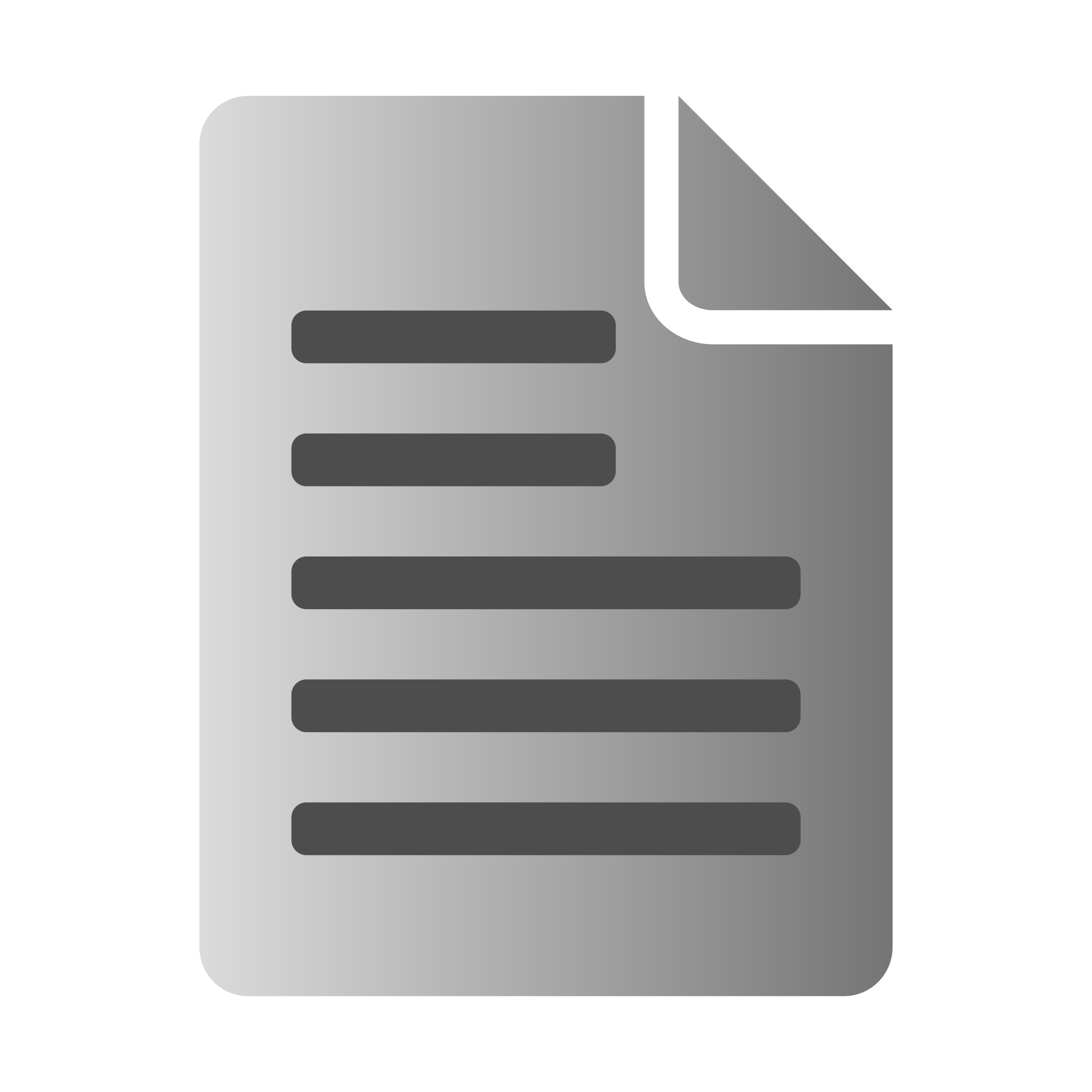 Text icon big image. Photo clipart file