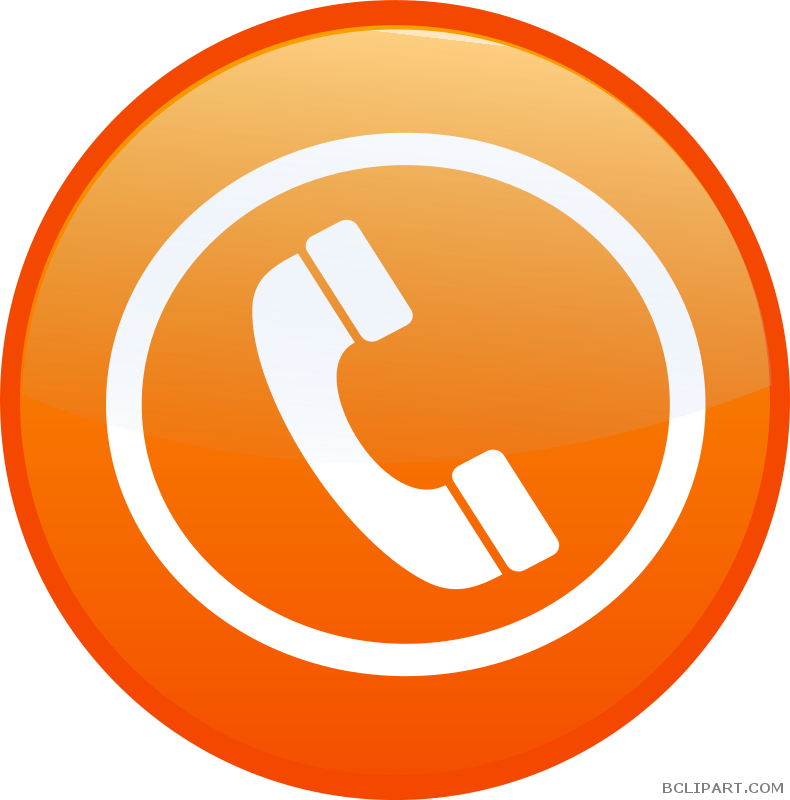 Icon bclipart tools free. Phone clipart orange