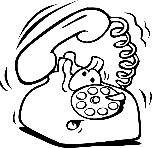 Telephone pictures color acur. Phone clipart phone receiver