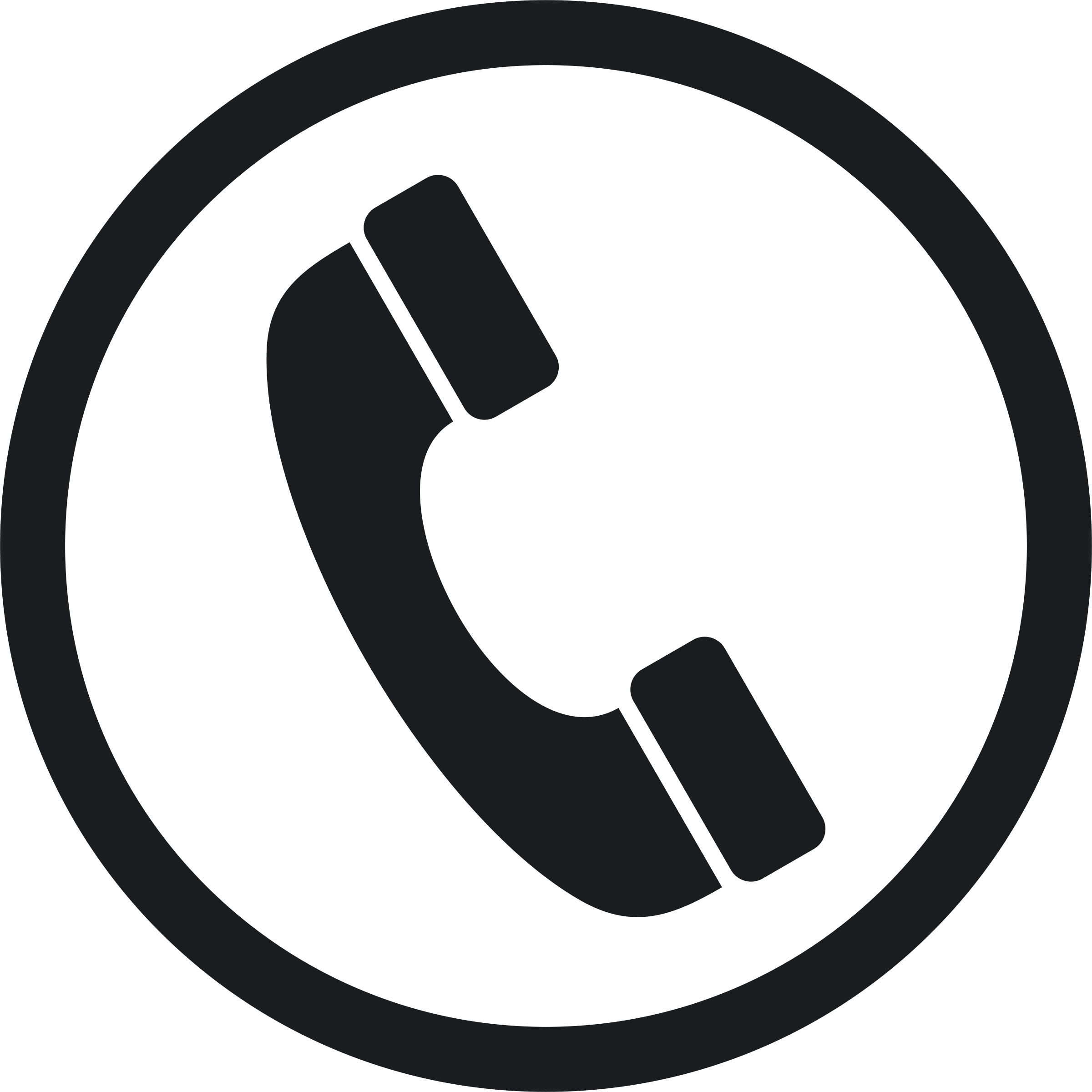 Technical graphic symbol types. Phone clipart rotary phone