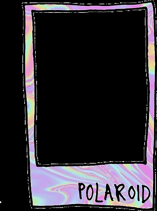 Polaroid drawn
