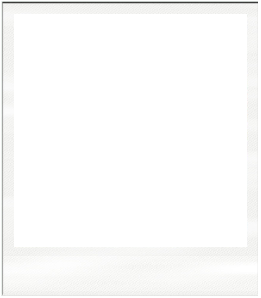 Polaroid border png. Frame by heyimlia on
