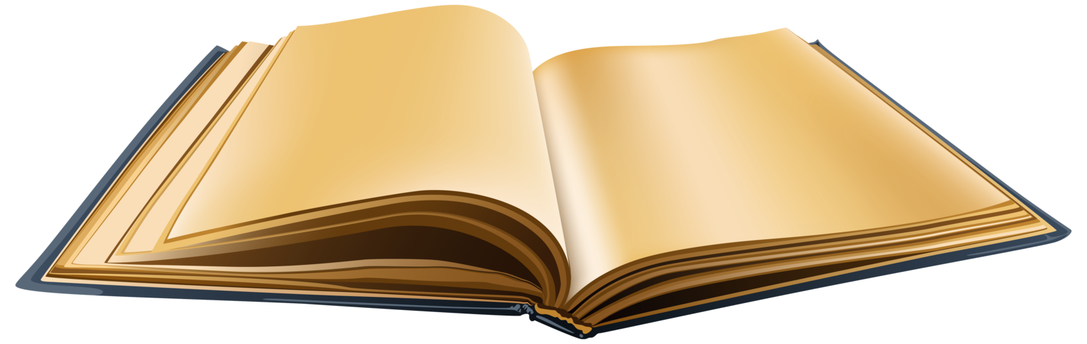 Old book png . Photo clipart publication