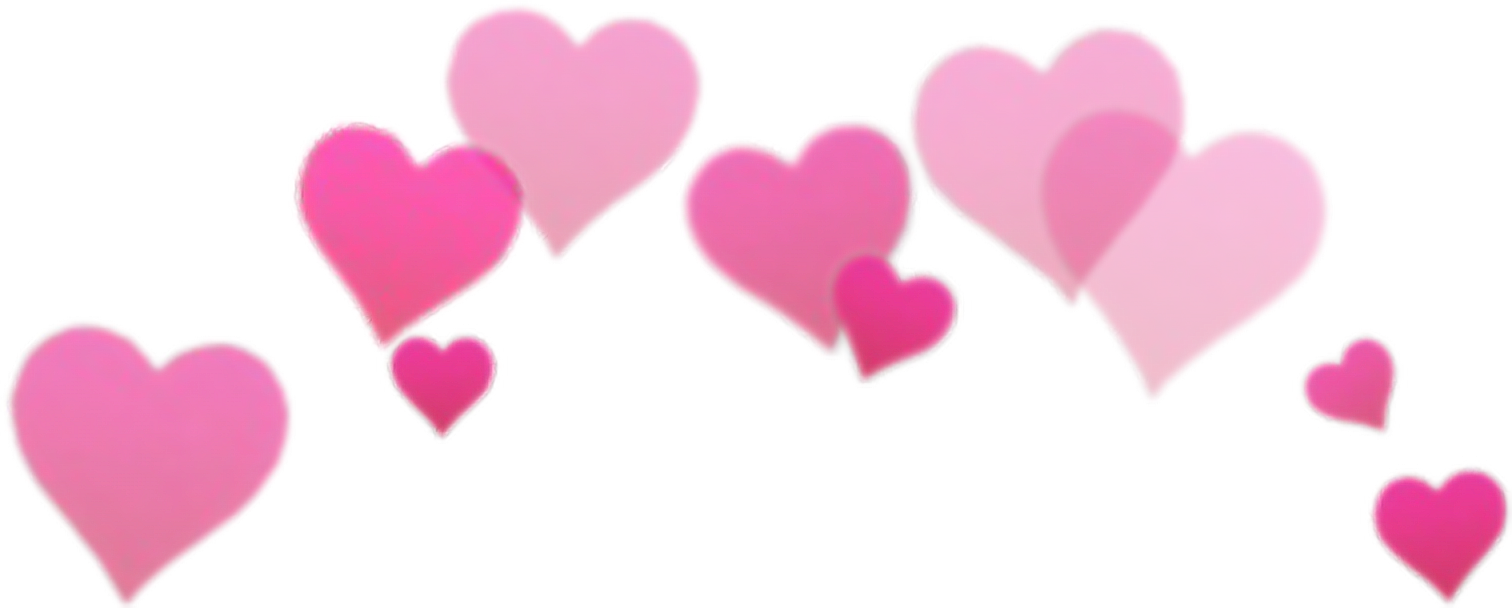 Photobooth hearts png. Heart crown heartcrown booth