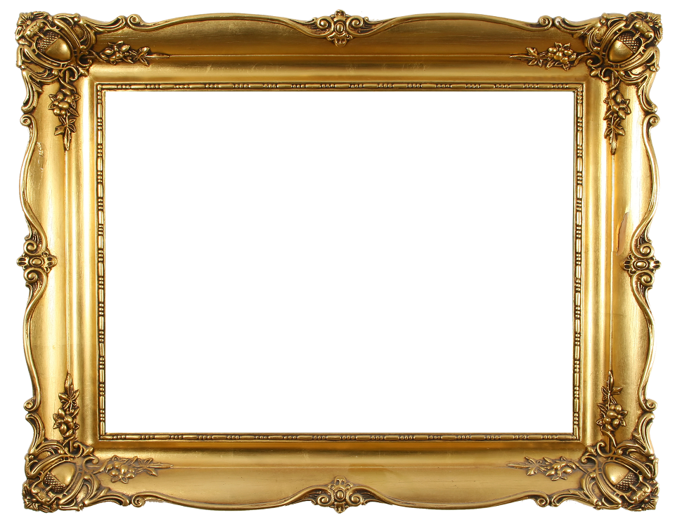 Old picture frame png. Fashioned cliparts home art