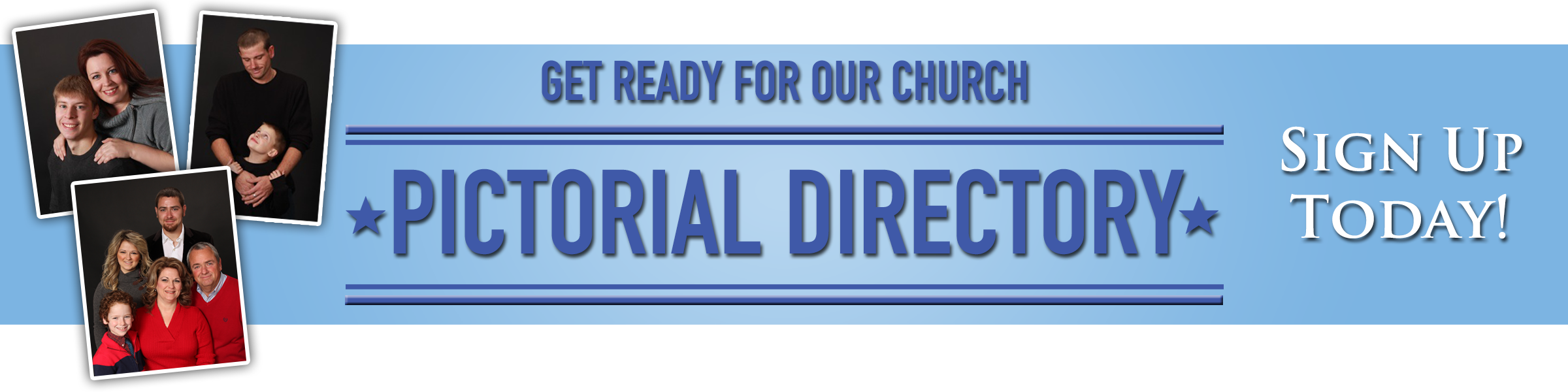 Yearbook clipart pictorial directory. Goodman oaks church of