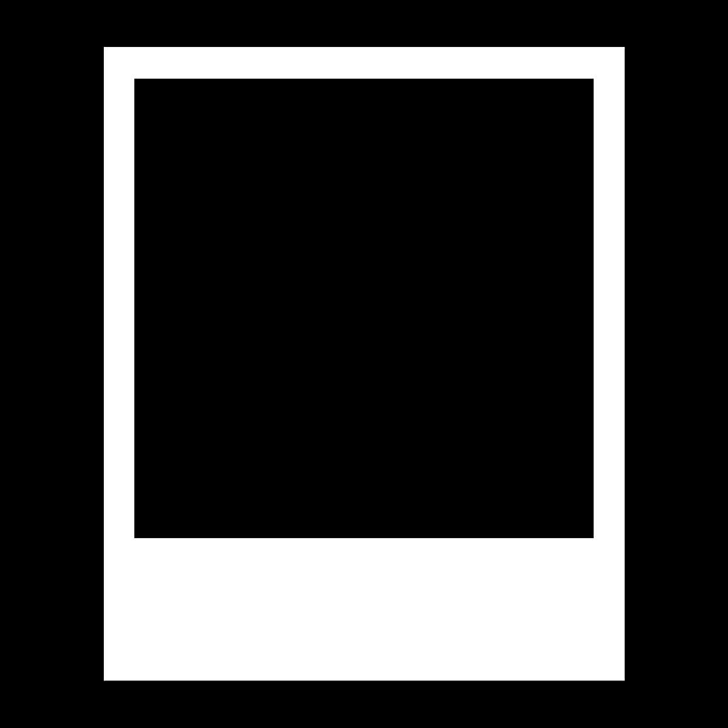 Template overlay transparent. Hanging polaroid frame png