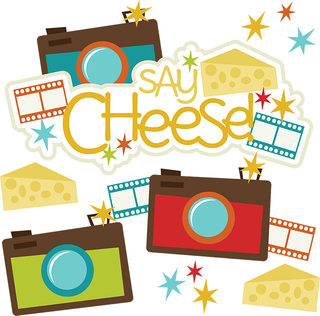 Photography free collection download. Yearbook clipart say cheese