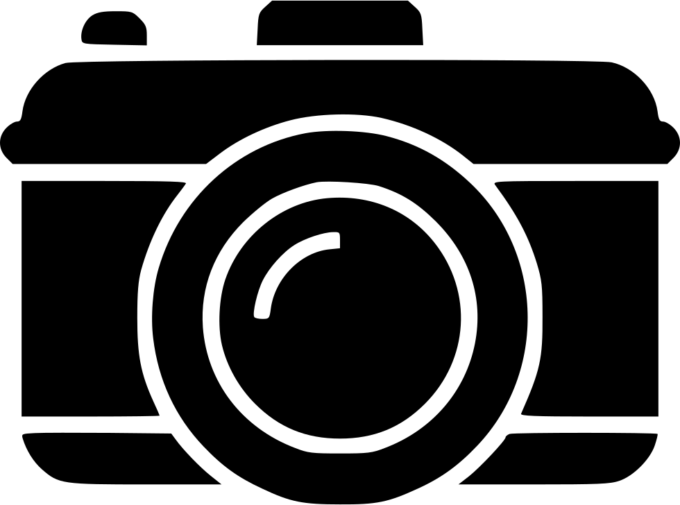 Yearbook clipart snapshot camera. Photo svg png icon
