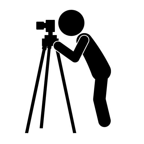 Photographer clipart. Clip art panda free