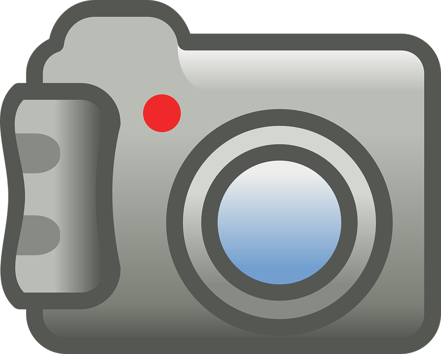 Camera clipart animated. Collection of free photography