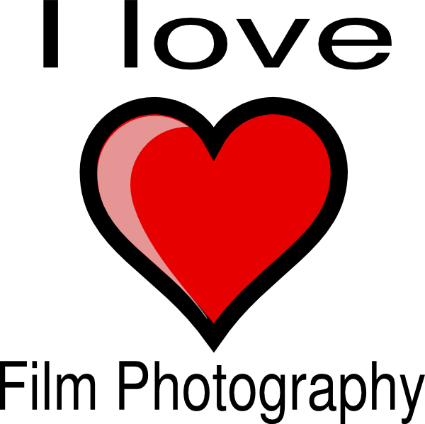 Photography clipart day. I love film clip