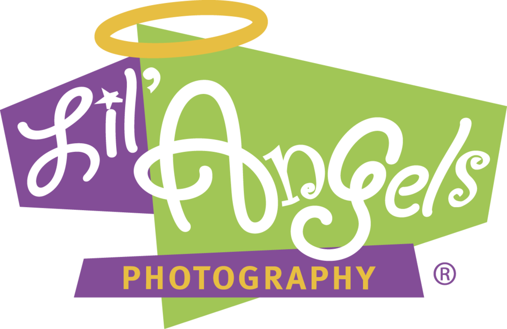 Lil angels lilangelslogopng. Photography clipart photography logo