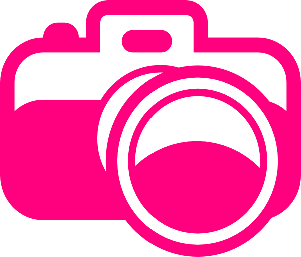 Photographer clipart pink camera. Clip art at clker